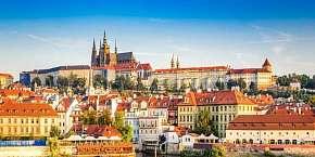 60% Praha s ubytováním až na 3 dny v hotelu Golden…