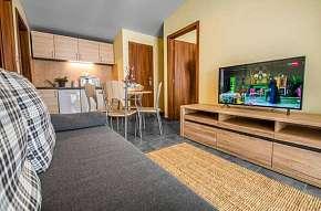 Sleva na pobyt 0% - Nové rodinné apartmány Sojka resortu na Liptově pro 4…