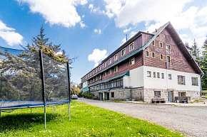 Sleva na pobyt 29% - Pohodová dovolená v hotelu Maxov v krajině Jizerských…